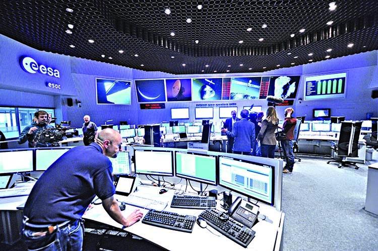 ESA agrees €14.4b budget