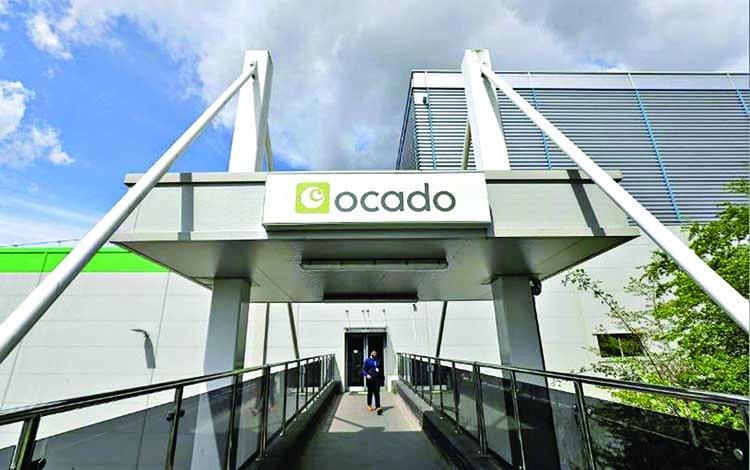 Britain's Ocado to open first 'mini' robotic warehouse