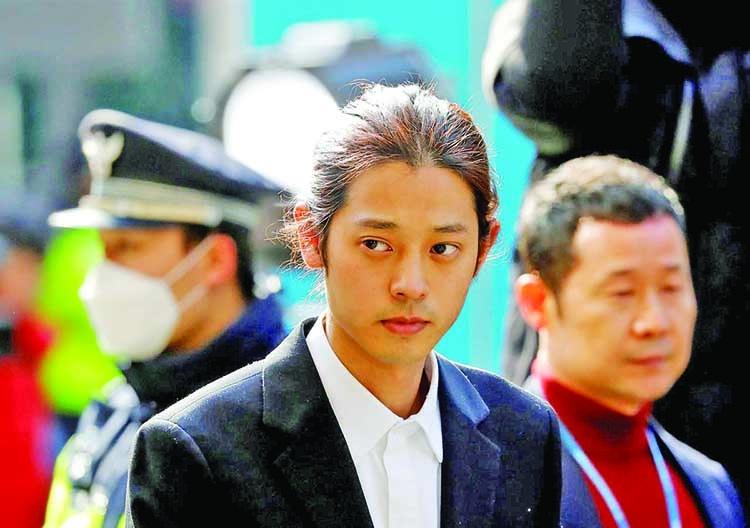 K-pop singer sentenced to 6 years in jail for rape