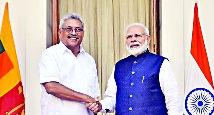 India announces $450m loan for Sri Lanka