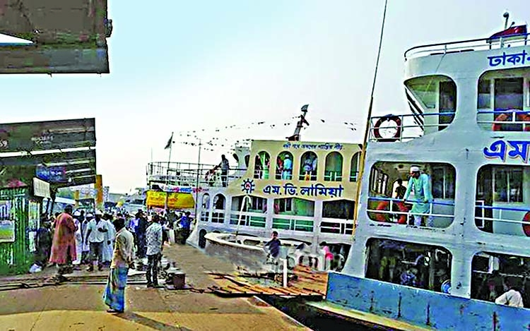 Water transport workers call countrywide strike