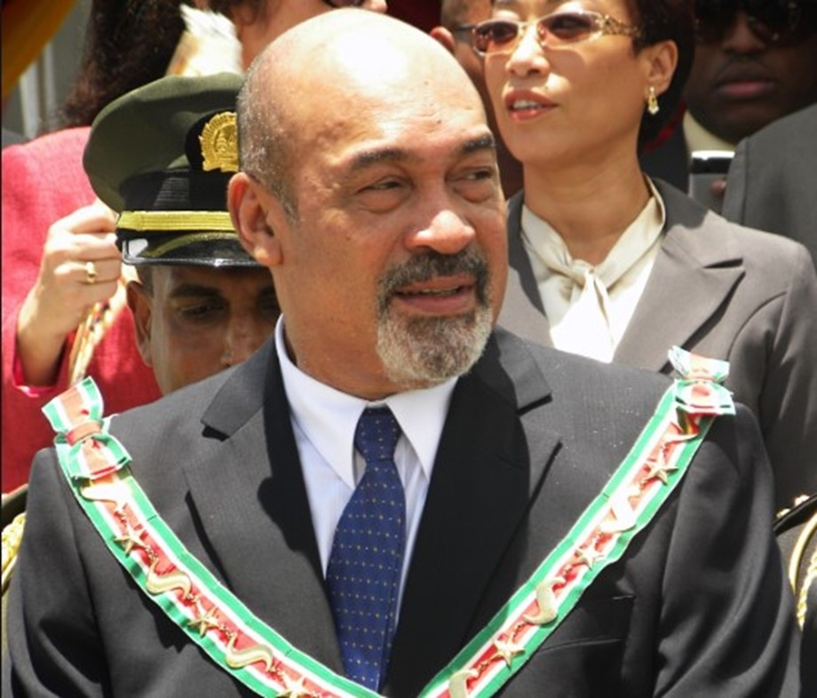Suriname president sentenced to 20 years for 1982 killings