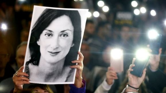 No immunity for Malta journalist murder suspect