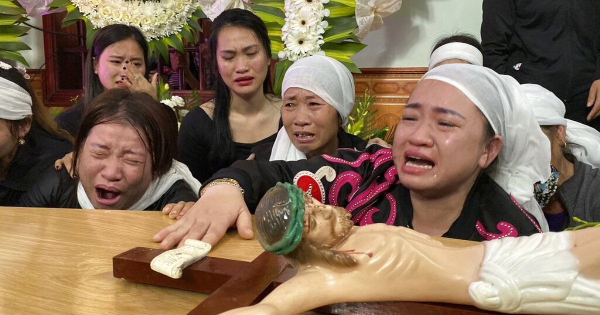 Vietnam receives last of 39 remains of trafficking victims