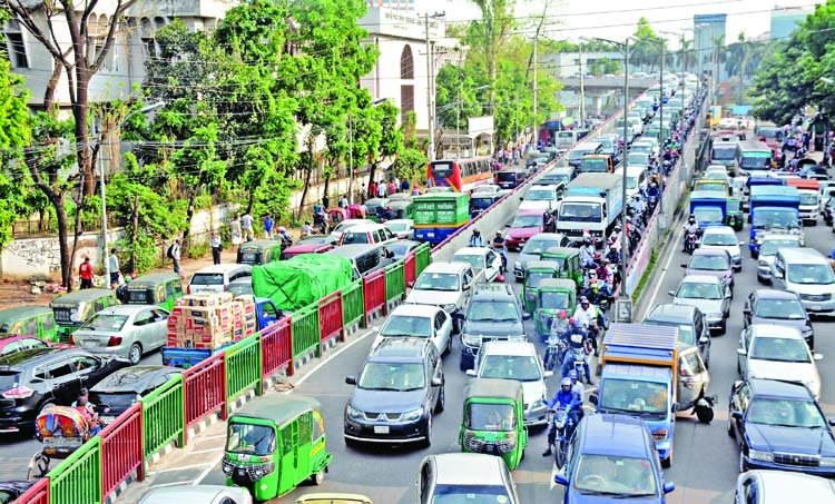 Are they any solution to traffic gridlock or scrapes?