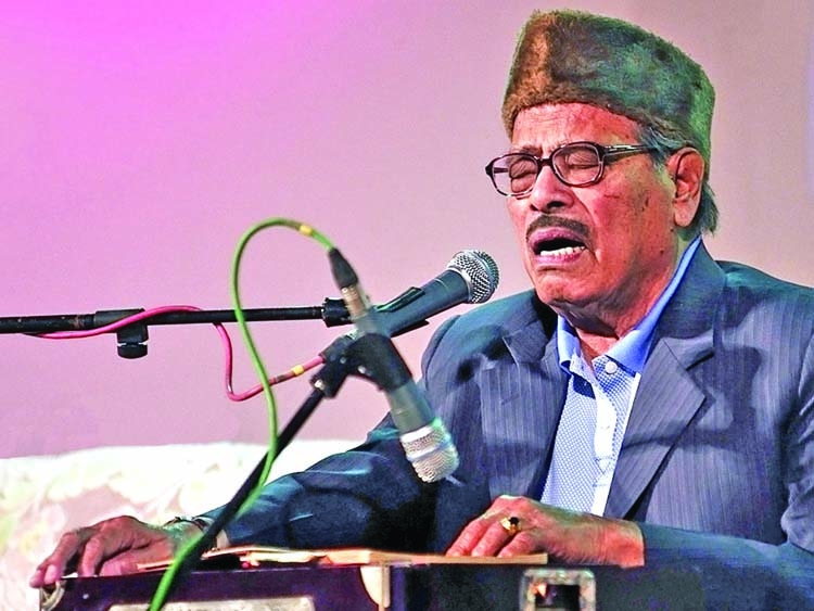 Tribute to Manna Dey by musical soiree