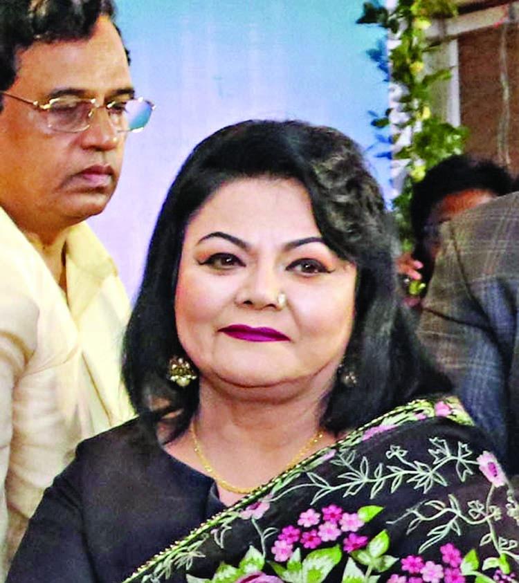 Salma Islam made Dhaka district JP president