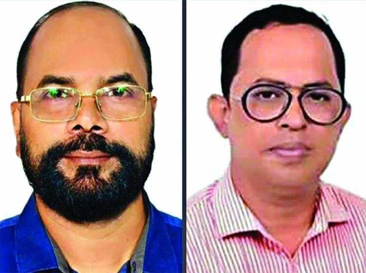 Azad, Riaz elected DRU President, Secretary