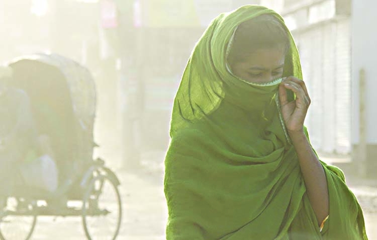 Dhaka ranks fourth worst in Air Quality Index
