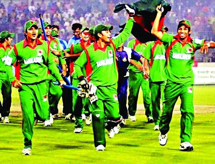 Bangladesh Men's cricket team leave for Nepal today