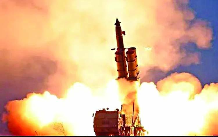 N Korea blasts Abe, warns of 'real ballistic missile'