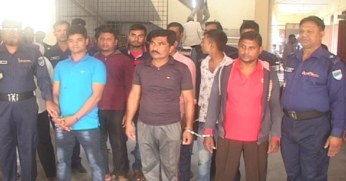 Kushtia Double Murder: 4 sentenced to death, 7 get life imprisonment