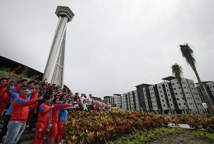 Approaching storm, snafus cast pall on Southeast Asian Games