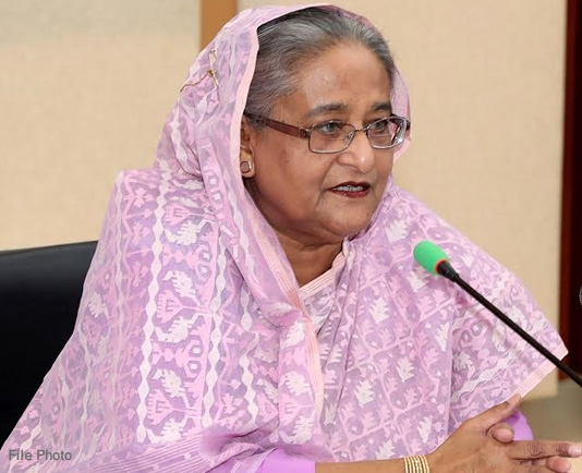 Many trying to politicise Khaleda's conviction: PM