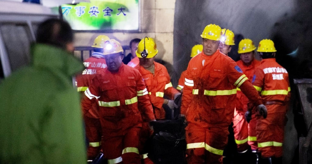 Seven confirmed dead in southwest China mine gas blast