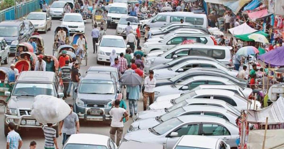 Restoring Traffic Discipline: Dhaka gets 64 designated parking spots