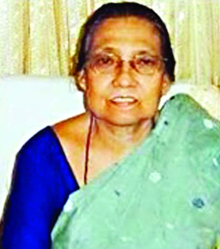 Gouri Rani Sarker dies
