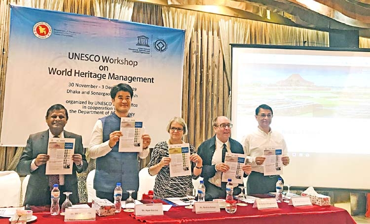 World Heritage Journeys -Buddha launched in BD