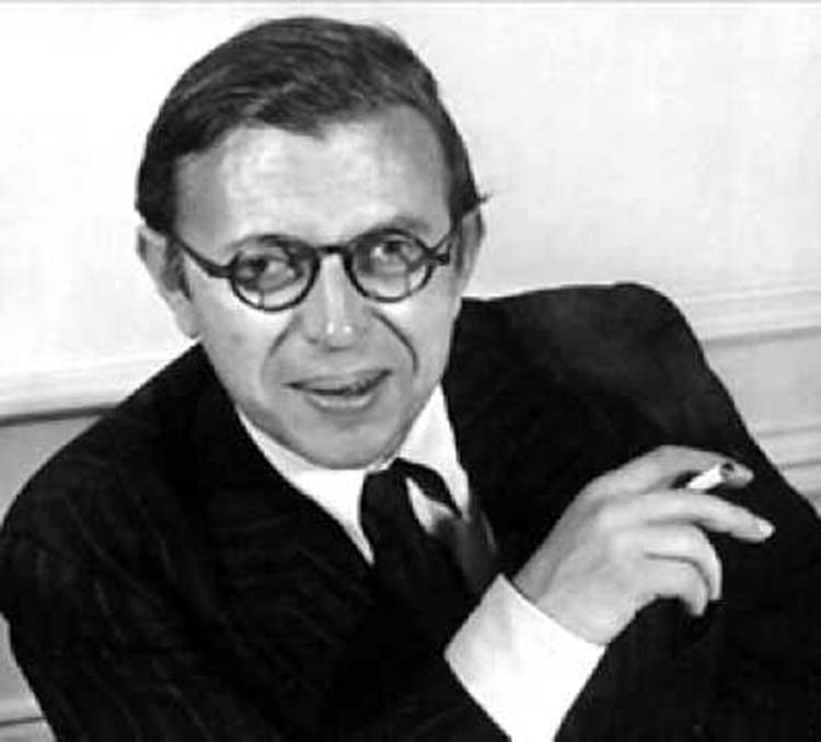 Jean Paul Sartre: A Voltaire of France's conscience