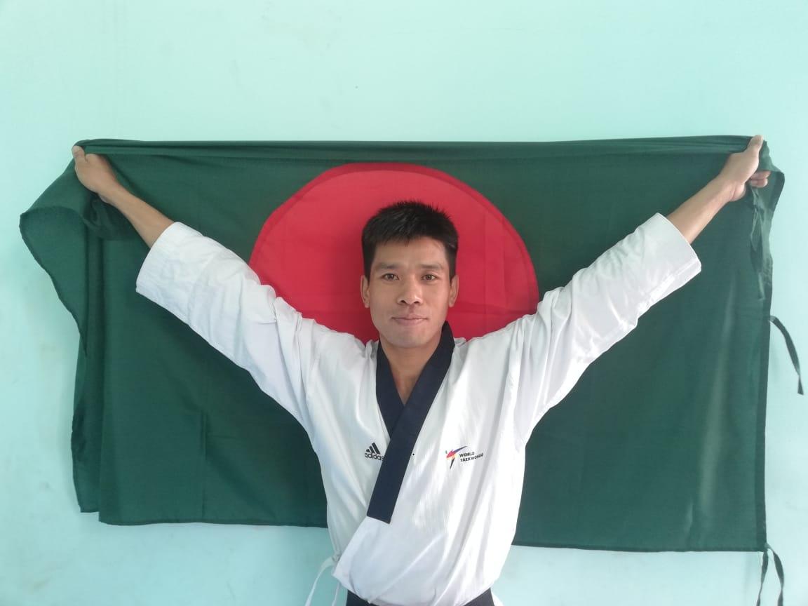 Dipu Chakma wins first gold for Bangladesh in SA Games