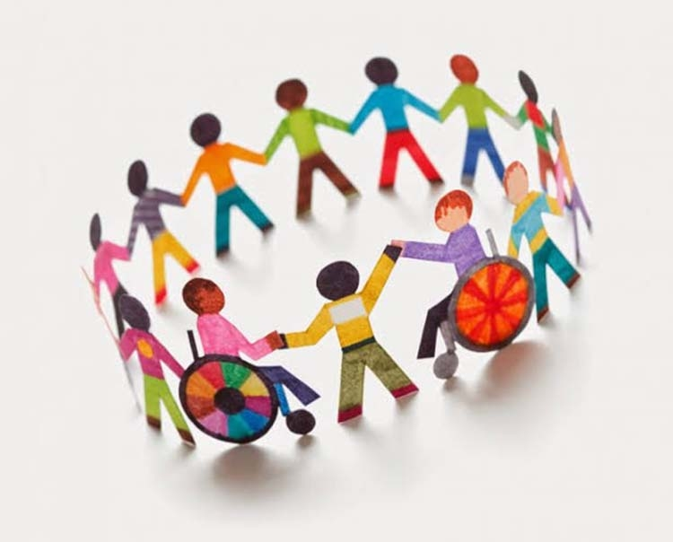 How to understand and respect people with disabilities- some 'Dos and Don'ts'