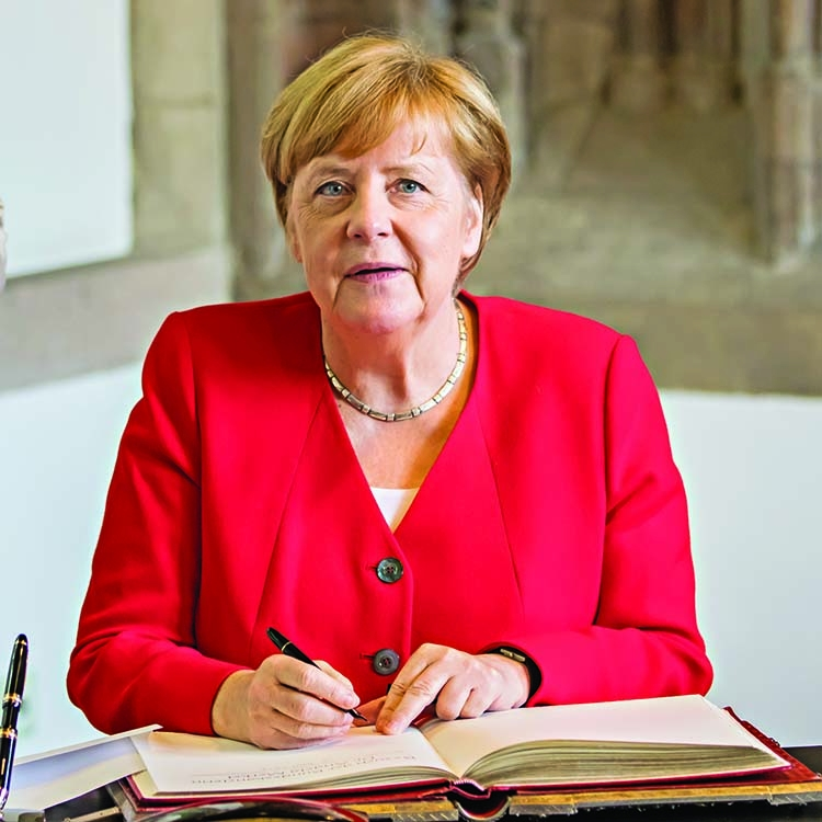 Merkel's party rejects full overhaul of coalition