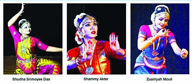 Three-day Bharatnatyam dance festival begins
