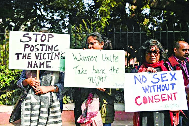 Indians demand justice after woman gang-raped and killed
