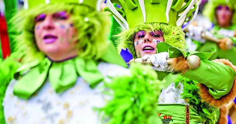 Belgian Carnival town renounces UNESCO title