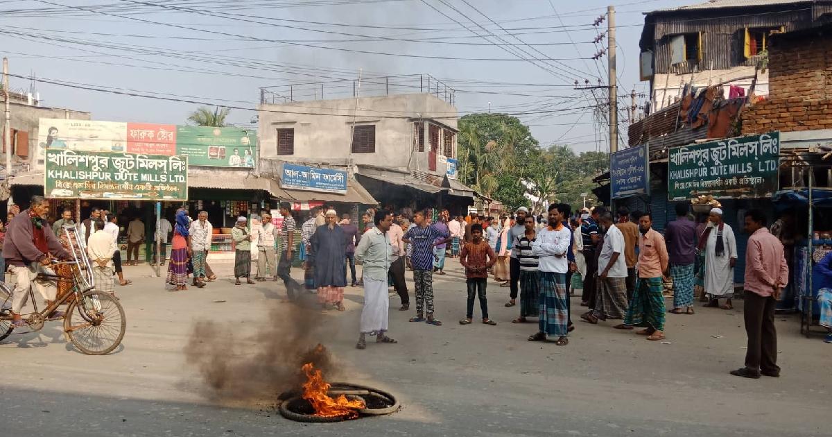 Jute mill workers go on 24-hr strike in Khulna, Jashore