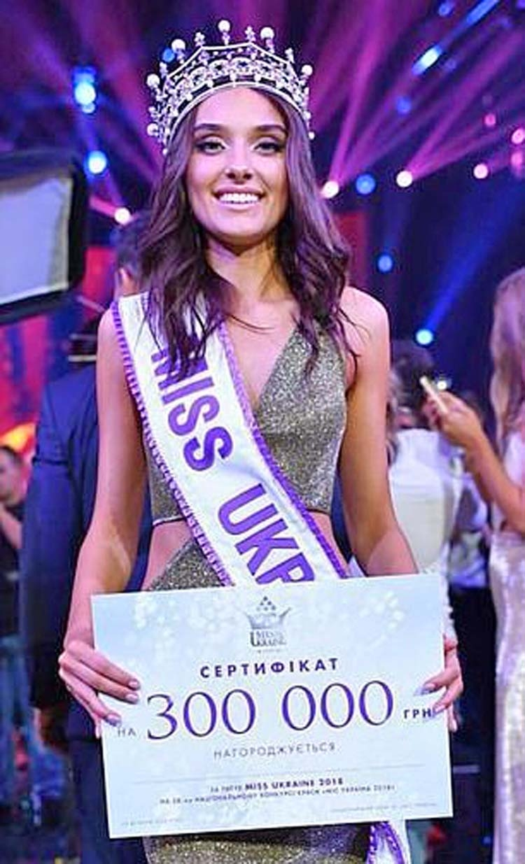 Ex-beauty queen barred from Miss World
