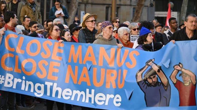 Australia denies medical evacuations for refugees