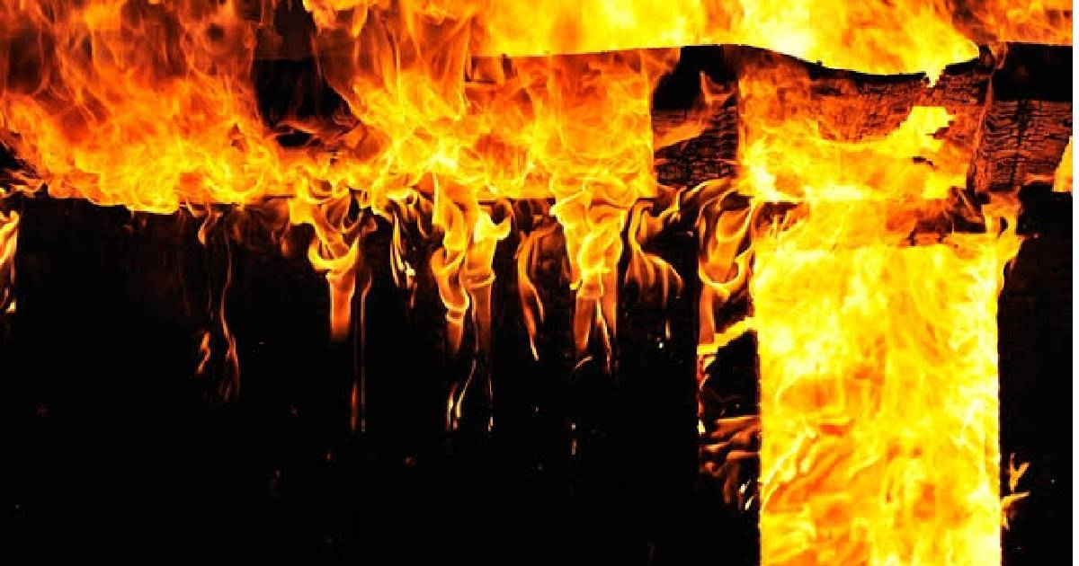 150 structures burnt in S.Africa shack fire