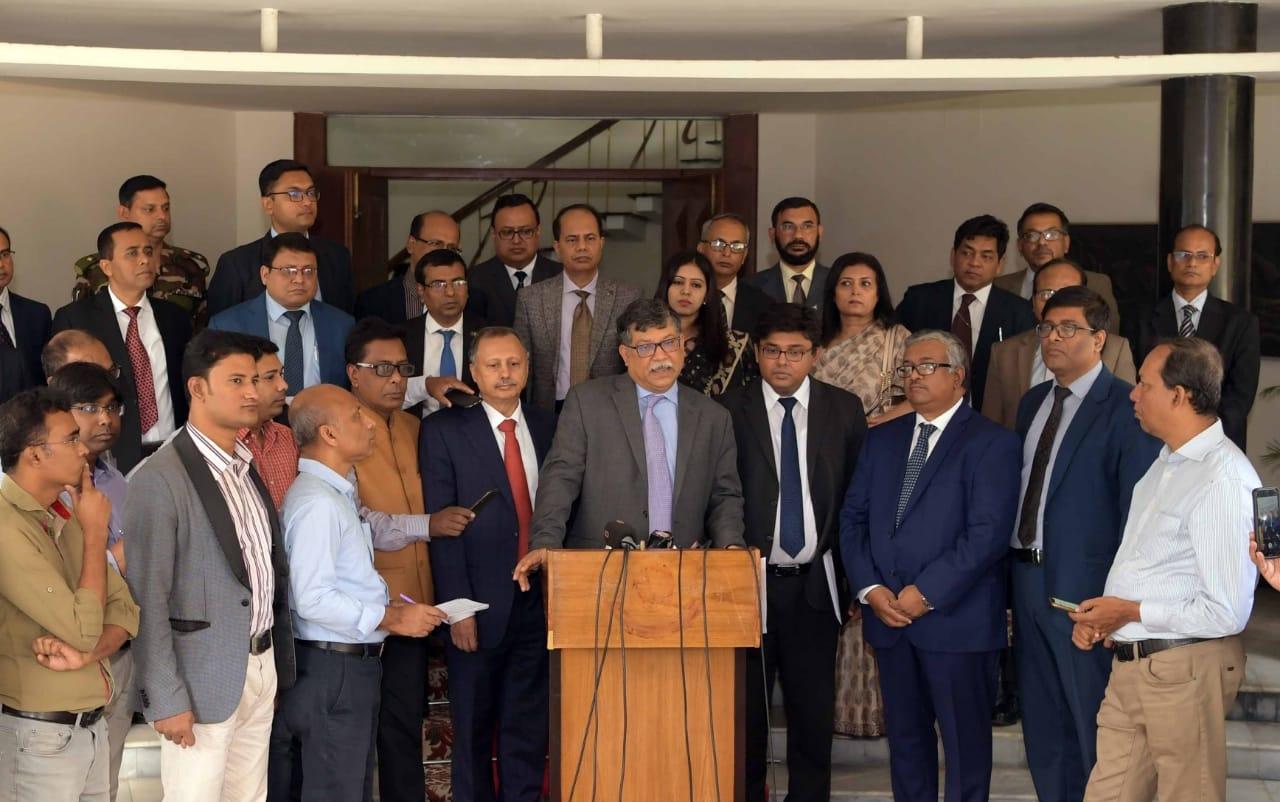 Dhaka exploring all avenues for Rohingya return