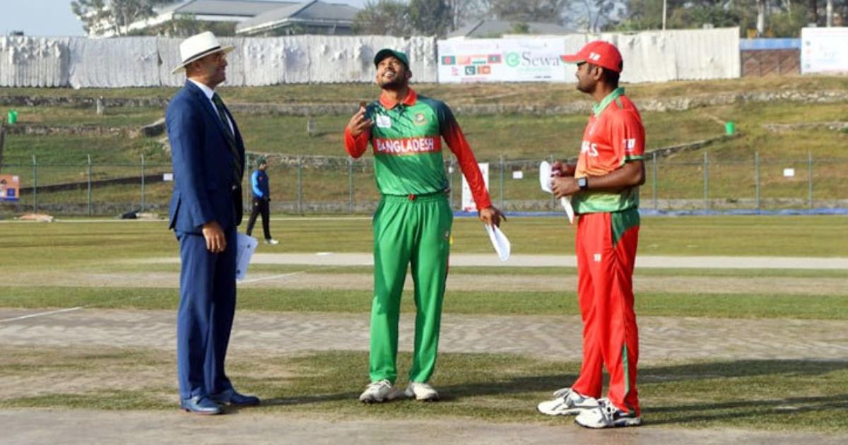 SA Games: Bangladesh outplay Maldives by 109 runs
