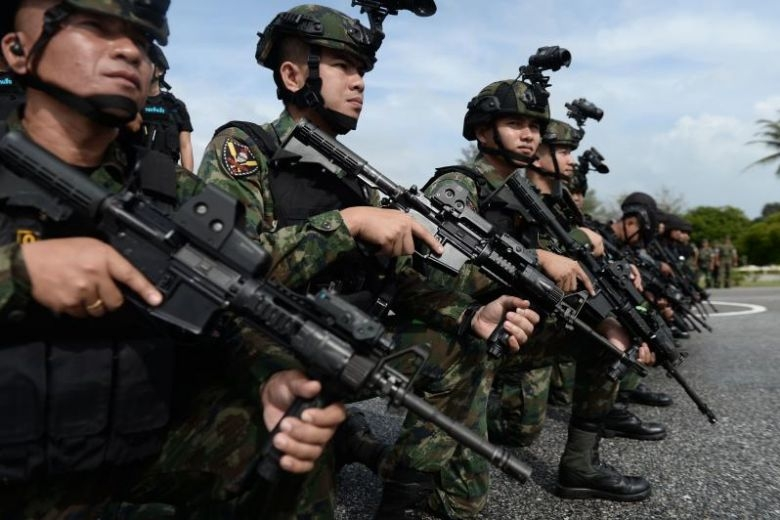 China, US competing to sell arms to Thailand