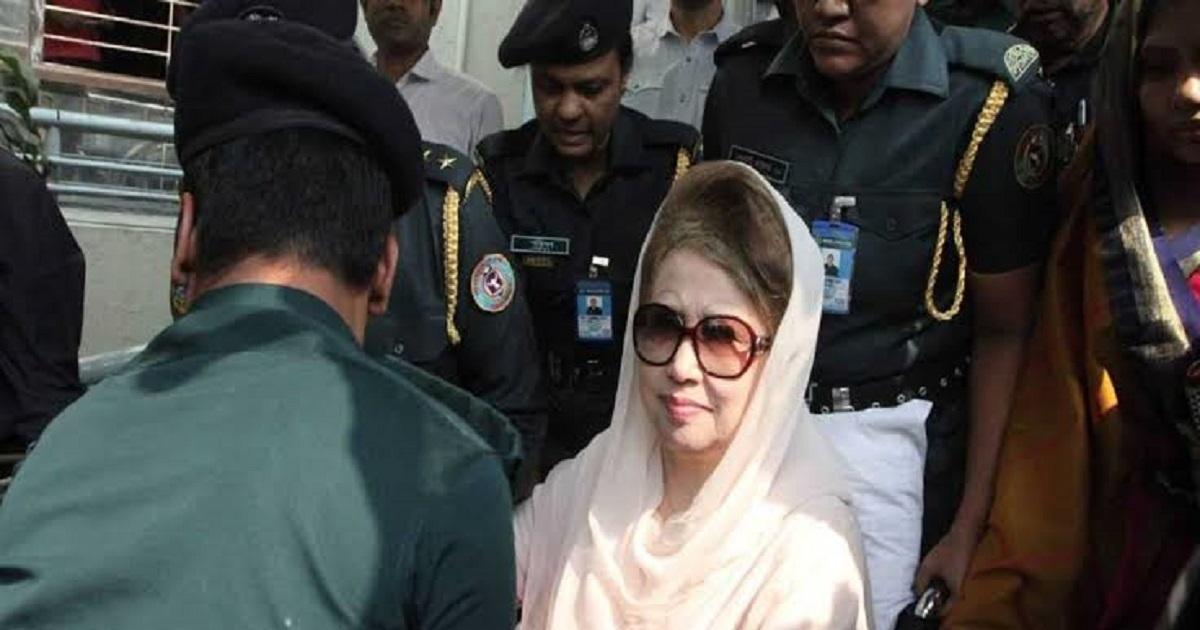 SC likely to hear Khaleda's bail petition Thursday