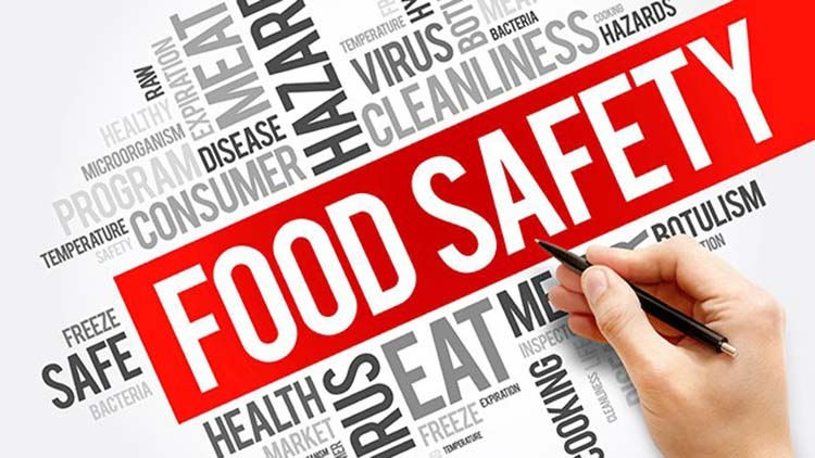 'Ensure food safety'