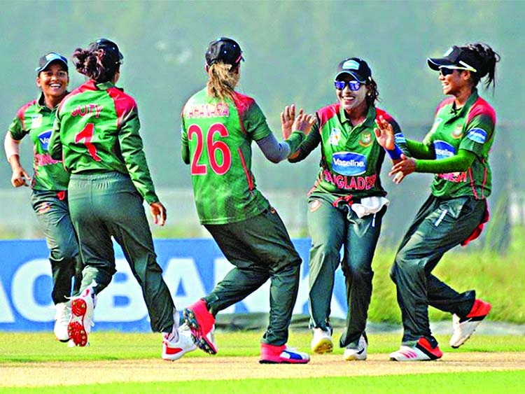 Tigresses thrash Nepal in SA Games