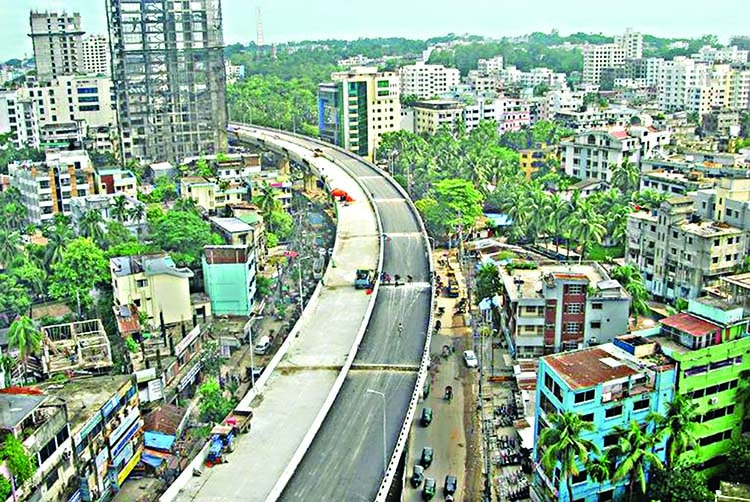 Four flyovers handed over to CCC