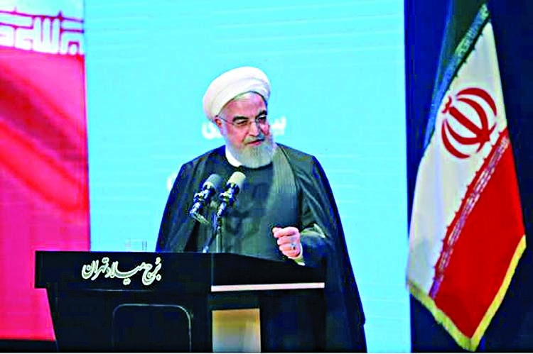 Rouhani calls for release of unarmed protesters