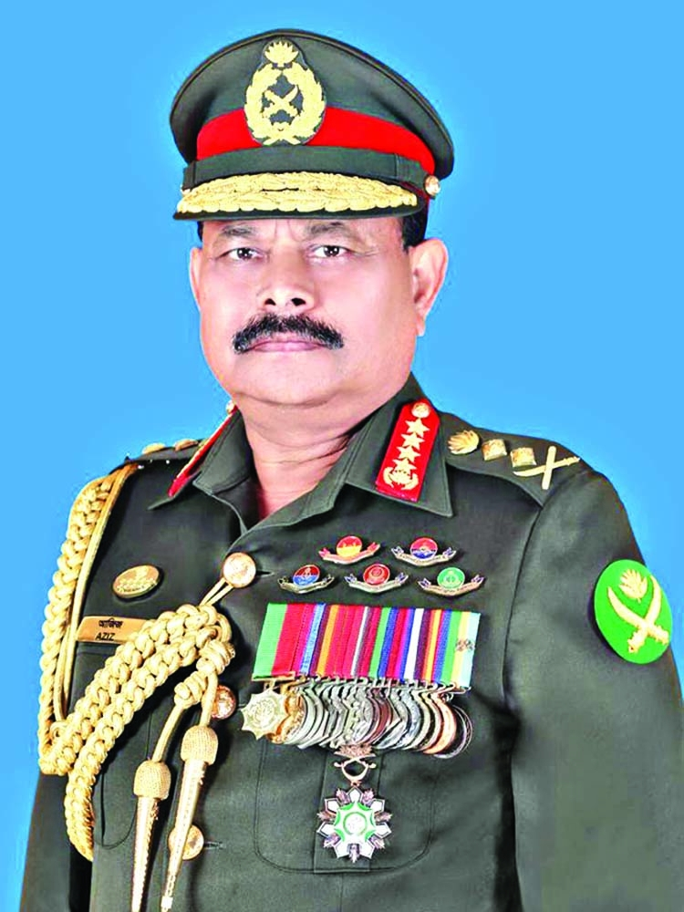 Chief of Army Staff to go to Myanmar Dec 8