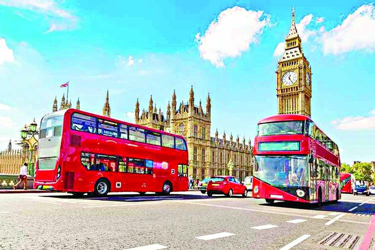 Bengali London's second language