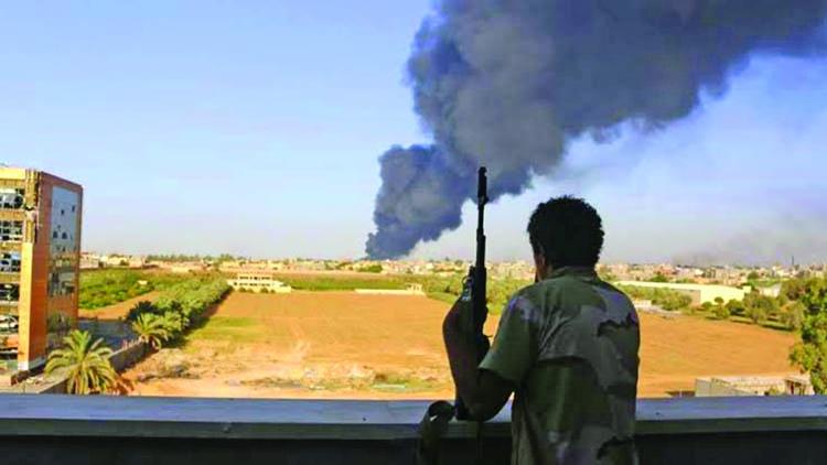 Aya Burweila on Libya's 'Crisis of Legitimacy'