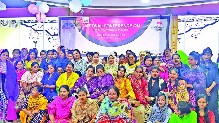 Sex Workers' Conference held in city