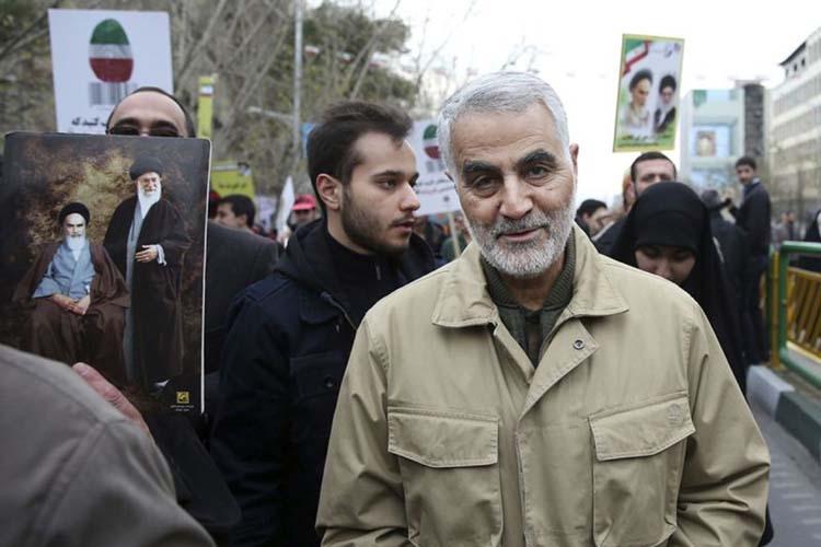 Qassem Soleimani traveled with impunity - until US drones found him