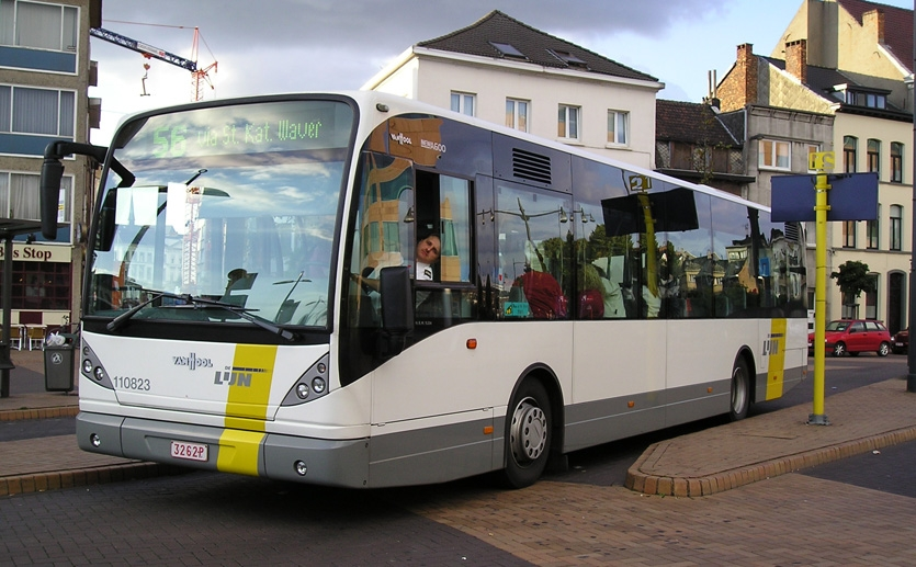 Despite being stabbed 10 times, Belgian bus driver continues route