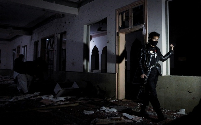 Pakistan mosque blast kills 13
