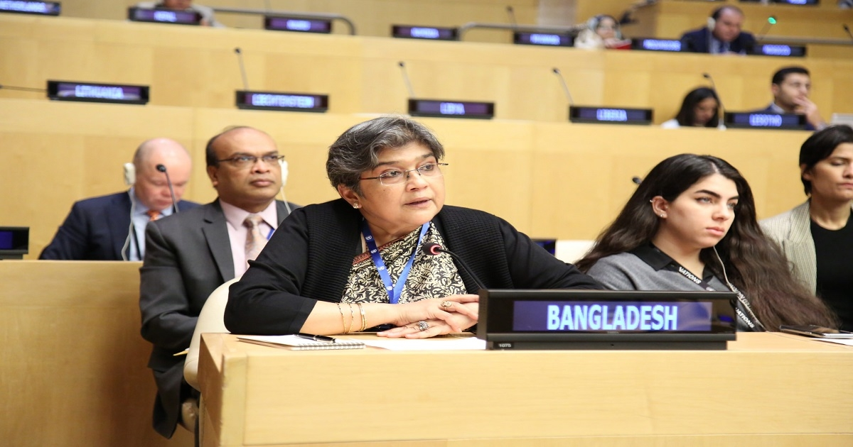 Bring an end to crimes against humanity, genocide: Bangladesh to UNSC