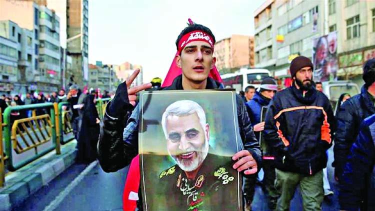 Informants in Iraq, Syria helped US kill Iran's Soleimani : Report